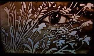 An Incredible Sand Artist. Wow.
