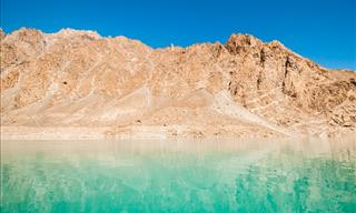 10 Images Of Attabad Lake and Its Important Backstory