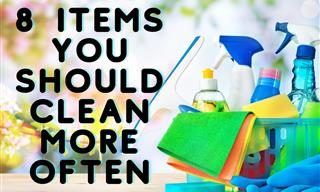 8 of the Dirtiest Household Items and How to Clean Them