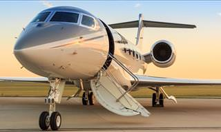 Introducing the G500: A Very Special Private Jet