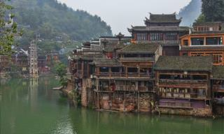A Tour of Fenghuang County