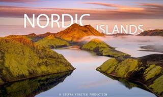 The Otherworldly Beauty of the Nordic Isles...