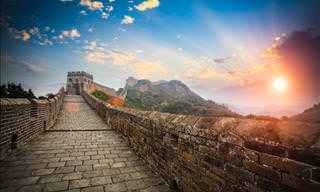 A High Definition Tour of the Great Wall of China