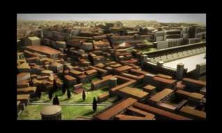 Incredible! A Glimpse into What Ancient Rome Looked Like