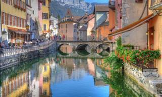 20 Stunning European Towns