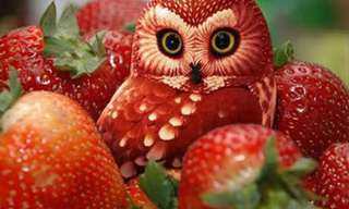 Some People See Fruit, Others May See Art Waiting to Happen!