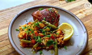2 Delicious Yet Easy Chicken and Rice Recipes in One