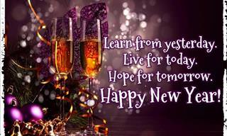 Wish Your Loved Ones a Happy New Year
