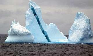 Beautiful Ice Giants - Gorgeous Shots of Icebergs!