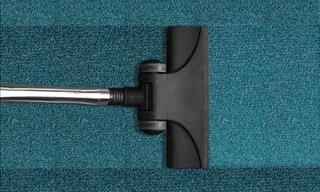 Guide: An A-Z of Carpet Cleaning!