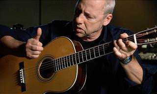 Mark Knopfler, Frontman of Dire Straits Talks Guitars