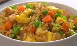 How to Make Exquisite Chicken Fried Rice