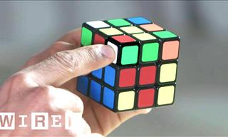All The Secrets to Solving a Rubik's Cube Revealed