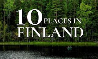 The Best of Finland - the Land of the Thousand Lakes