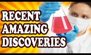 10 Recent Scientific Discoveries