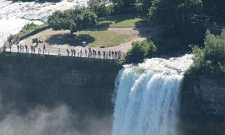 A Photo Gallery of the Beauty Niagara Falls Has to Offer