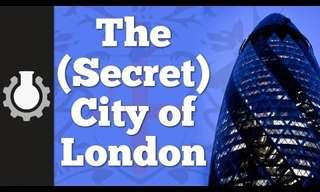The Secret City of London...
