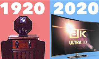 100 Years of Television: How TV Sets Evolved