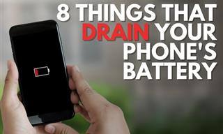 8 Overlooked Things That Can Drain Your Phone's Battery