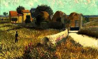 Van Gogh Coming to Life - Beautiful!