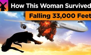 The Real Story of a Woman Who Survived a 33,000 Foot Drop