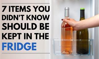 7 Surprising Items That Should Be Kept in the Fridge