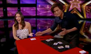 Shin Lim's Amazing Performances