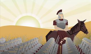 Discover What Life Was Like For a Roman Soldier