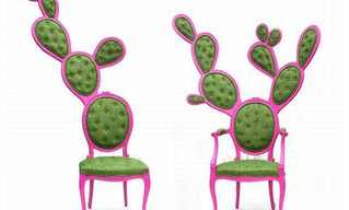 The Most Creative and Artful Chairs