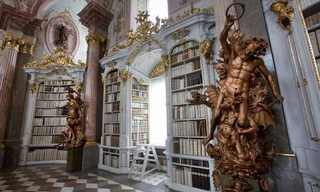 The World's Largest Monastic Library