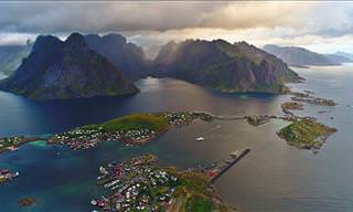 The Mesmerizing Beauty of Lofoten
