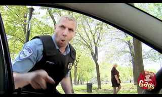 The Police Framed Me - Funny Prank!