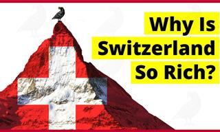 Understanding Switzerland's Rise to an Affluent Nation
