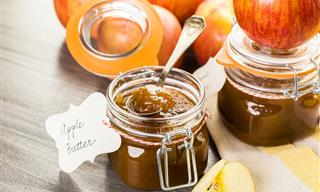 Start Off Fall the Right Way With This Apple Butter Recipe