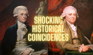 6 Coincidences From the Past That Are Bound to Astound!