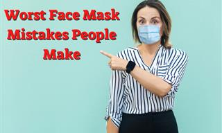 Avoid These Silly Mistakes While Using Your Face Mask