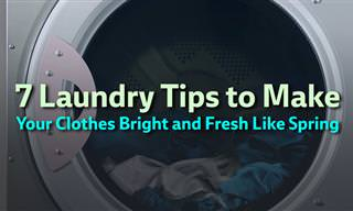 7 Handy Tips to Make Laundry Simple