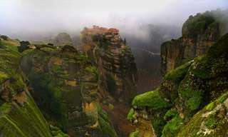 The Mystical Monasteries of Meteora