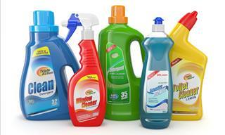 Alternatives For Your Toxic Cleaning Products
