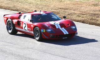 The Story of the Legendary Ford GT40