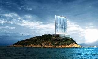 Solar Tower  For The  2016 Olympic Games - Rio De Janeiro
