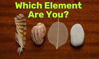 Which of the Four Elements Are You?