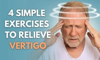 Vertigo and Dizziness - These Exercises Can Bring Relief