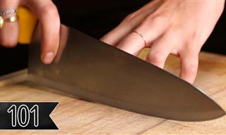 Tips & Tricks: Learn How to Chop Properly With Your Knives