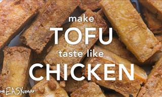 I Never Knew Tofu Could Be Tastier Than Chicken!