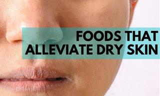 10 Foods That Alleviate Dry and Flaky Skin