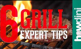 These Tips Will Make You a Champion Griller!