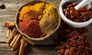 Give Your Food a Kick with International Spices!