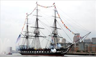 10 of the Oldest Ships Sailing the Seas Today