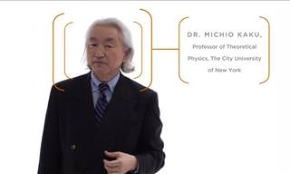 Physicist Michio Kaku: The Universe in a Nutshell...